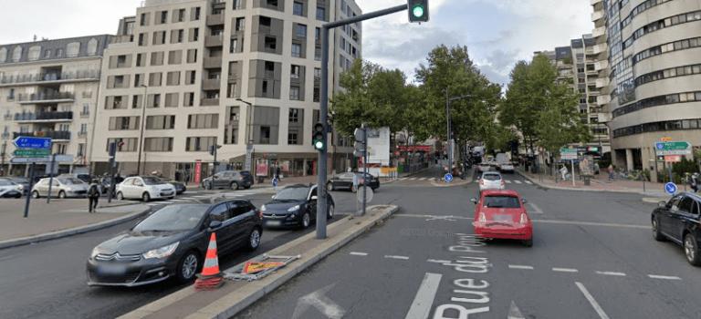 Maisons-Alfort: 2 policiers blessés en poursuivant un scooter