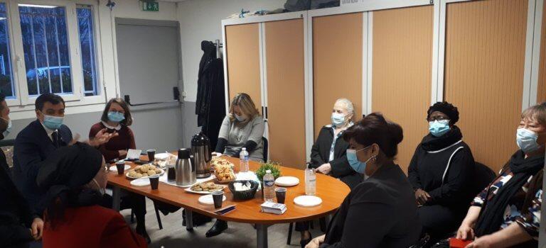 Champigny-sur-Marne: l'association Femmes relais s'attaque aux violences conjugales