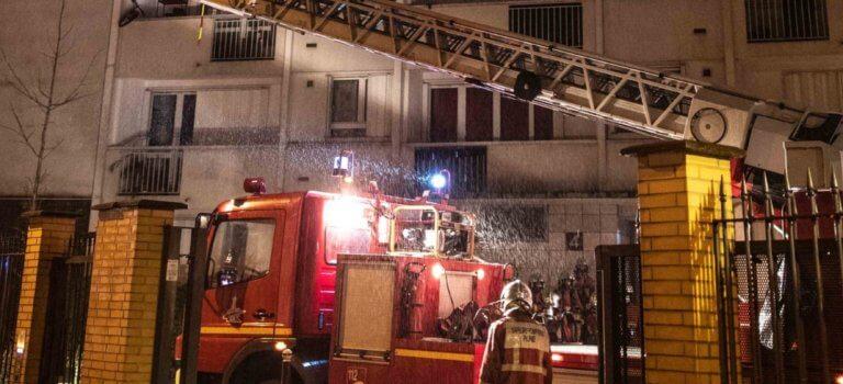 Incendie mortel à Drancy