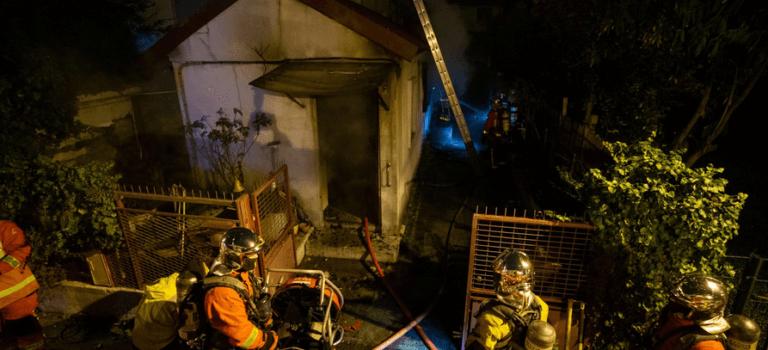 Ivry-sur-Seine : une nonagénaire décède dans un incendie