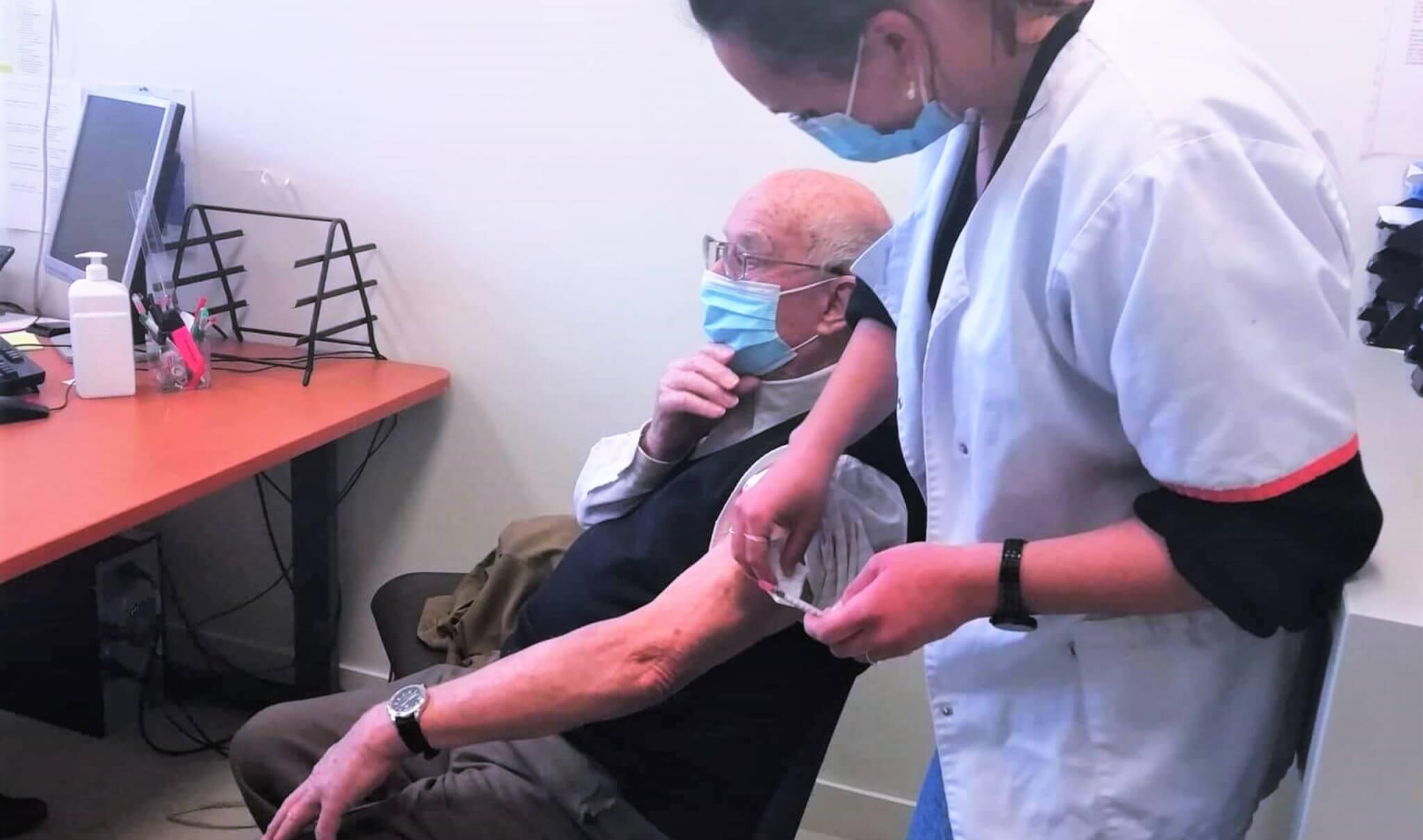 Vaccination: le Val-de-Marne a fait le plein de RDV jusqu'en mars
