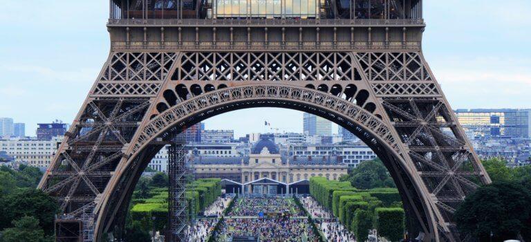 Population 2021 à Paris:  2 175 601 habitants