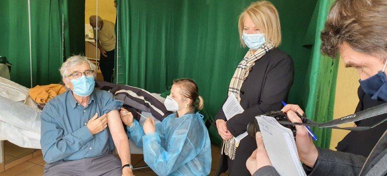 Plus de 10 000 vaccinés contre la Covid-19 en Val-de-Marne