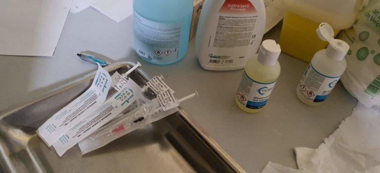 Covid-19: 169 828 vaccinés en Ile-de-France au 24 janvier