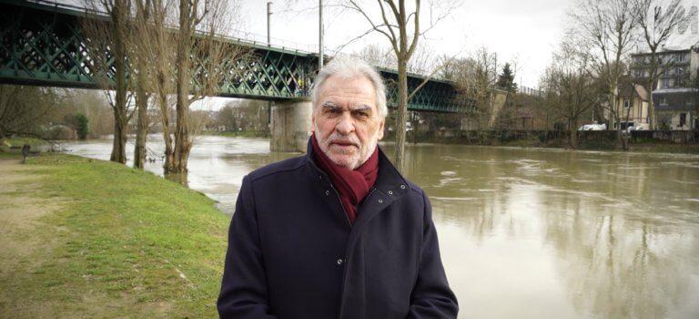 Départementales Val-de-Marne: Christian Favier repart en  campagne
