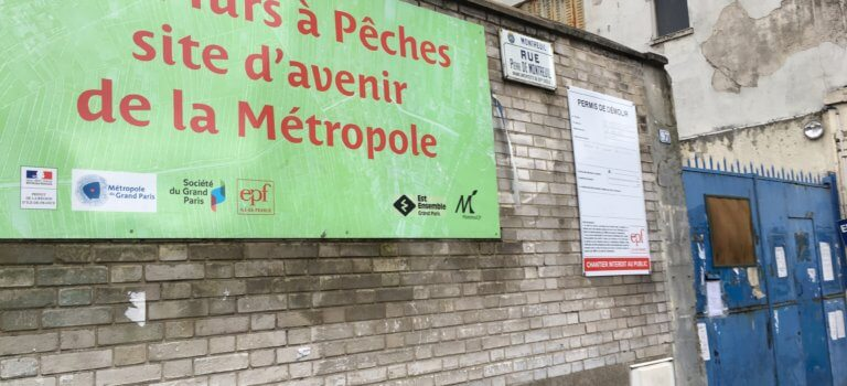 Squat d'EIF à Montreuil: la ville porte plainte