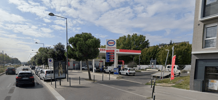 Chevilly-Larue: tentative d'homicide dans une station essence