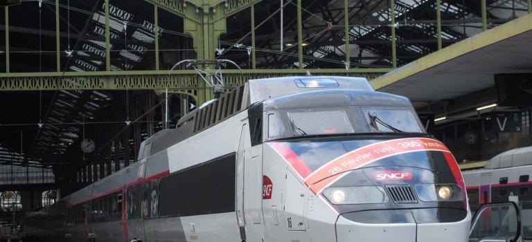 Virée Paris-Villeneuve-Saint-Georges pour fêter les 40 ans du TGV