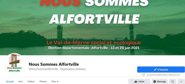 Val-de-Marne: le collectif Nous sommes Alfortville se lance aux départementales