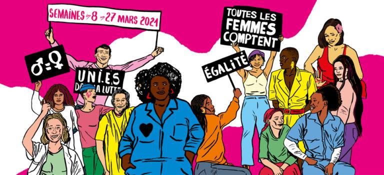 Lutte pour les droits des femmes: programme à Bonneuil-sur-Marne