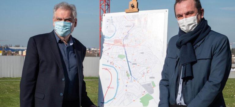 Val-de-Marne: la voie de bus Altival prend un virage écologiste