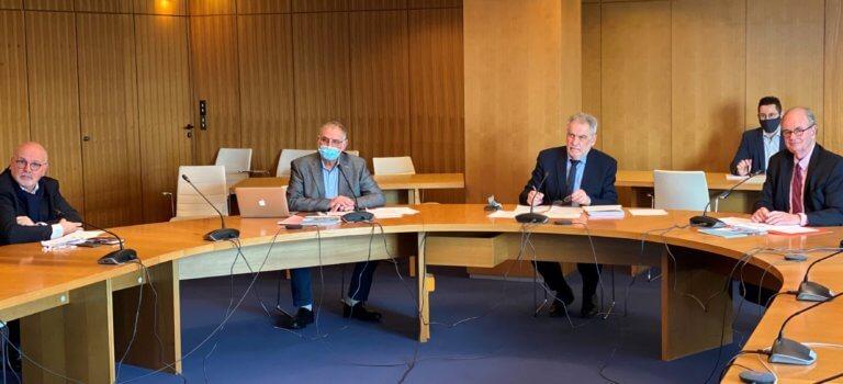 Val-de-Marne en 2040: le Codev voit l'avenir en vert