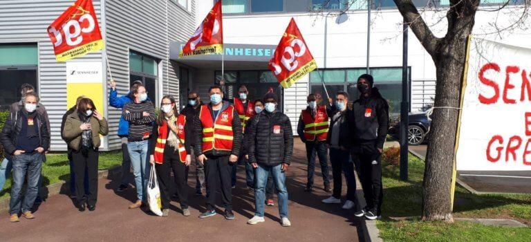 Ivry-sur-Seine: Sennheiser France prévoit de licencier 28 salariés sur 52