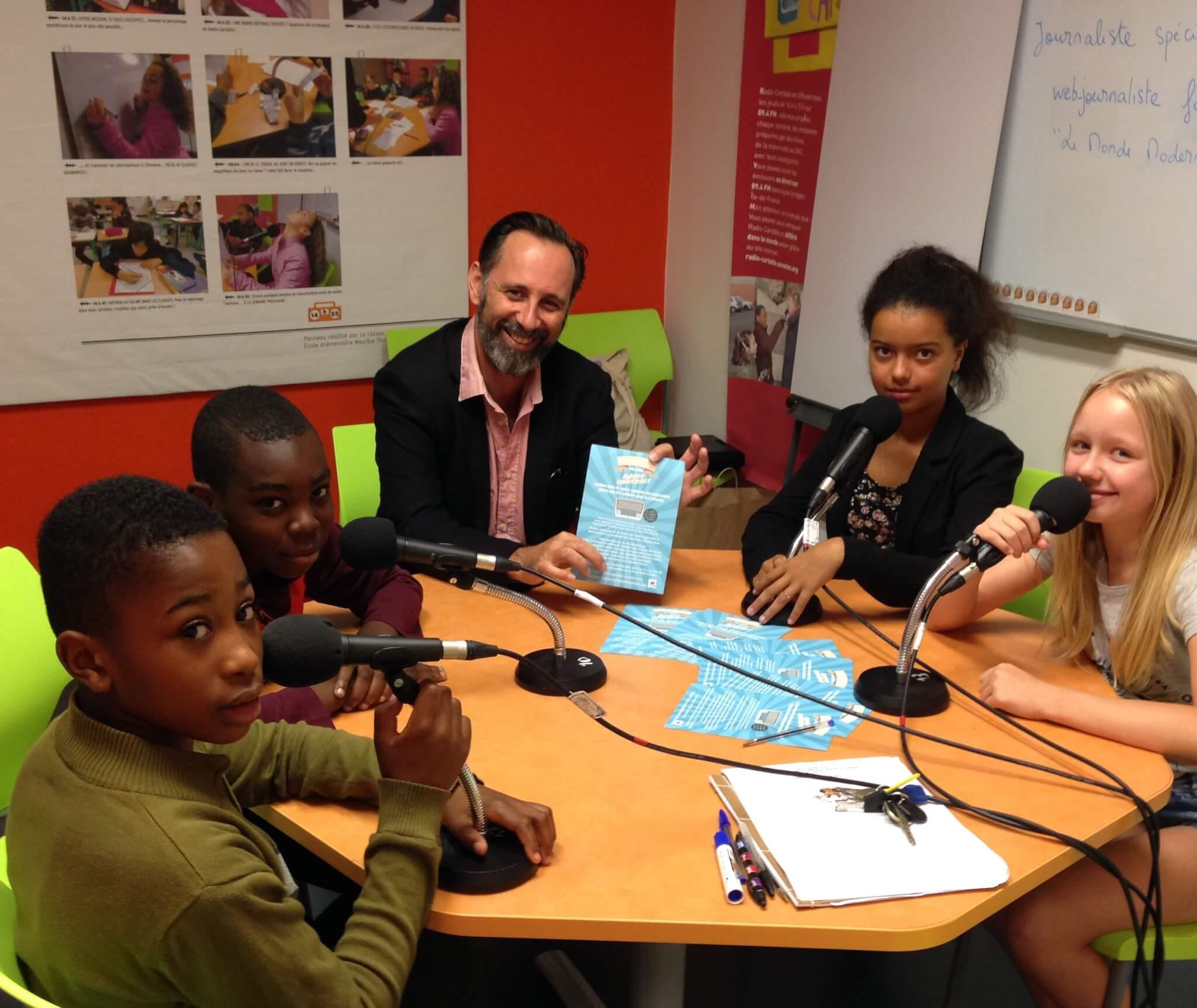 Val-de-Marne: ces médias scolaires qui fourmillent de journalistes en herbe