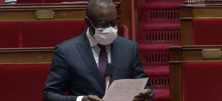Cardiologie à l'hôpital Mondor de Créteil: Jean-François Mbaye questionne la ministre