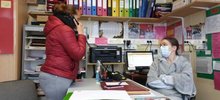 Vitry-sur-Seine: occupation du bureau de la directrice à la maternelle Jean Moulin