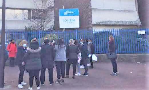 Ivry-sur-Seine: 4 mois sans cours de français en présentiel au collège Wallon