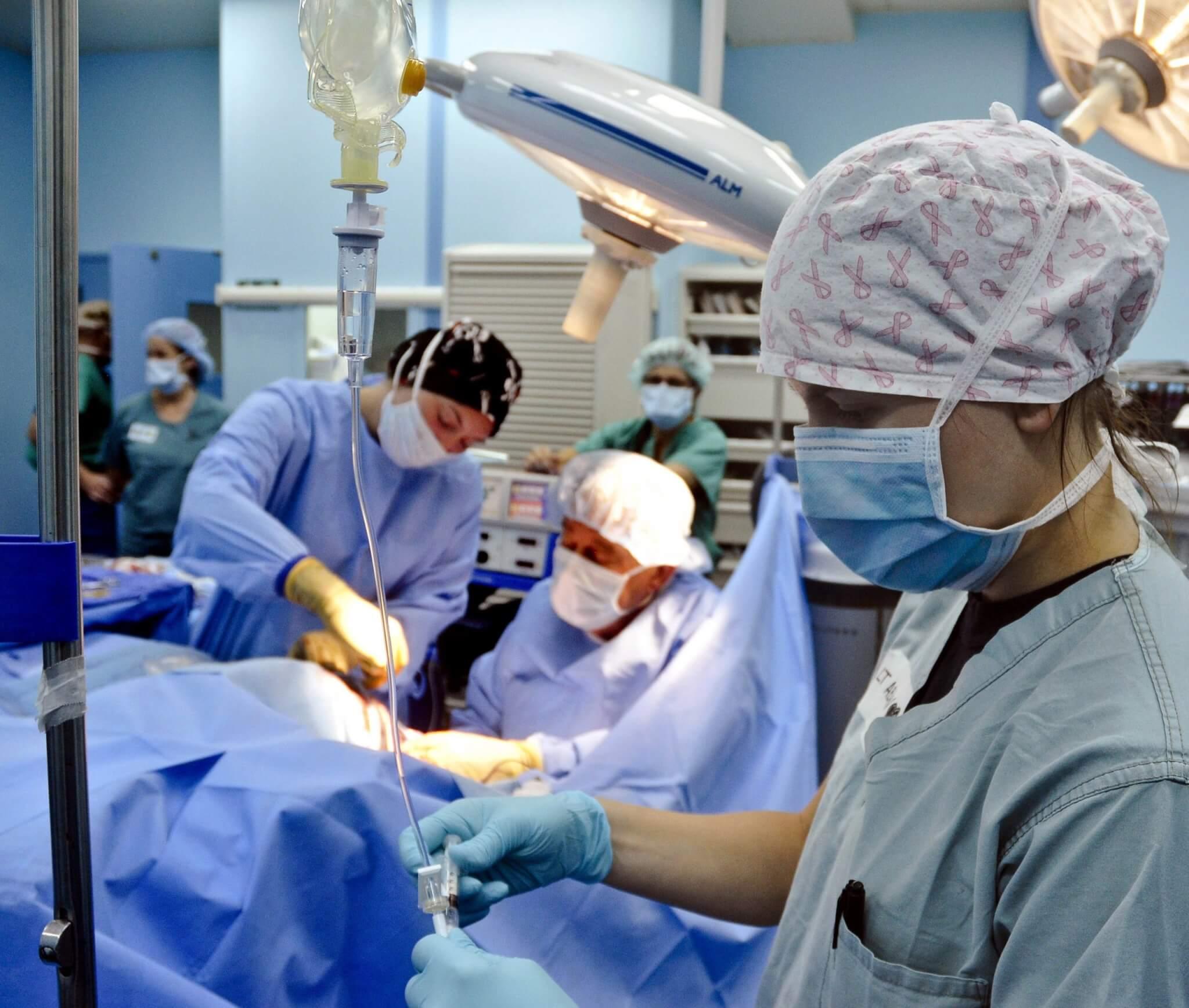 Covid-19 - Ile-de-France: déprogrammation de 40%  de l'activité dans les hôpitaux