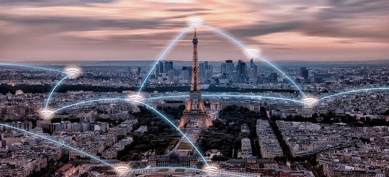 La 5G disponible à Paris d'ici la fin mars