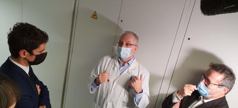 Créteil: le variant Mondor pèse 2% des contaminations Covid-19 en France