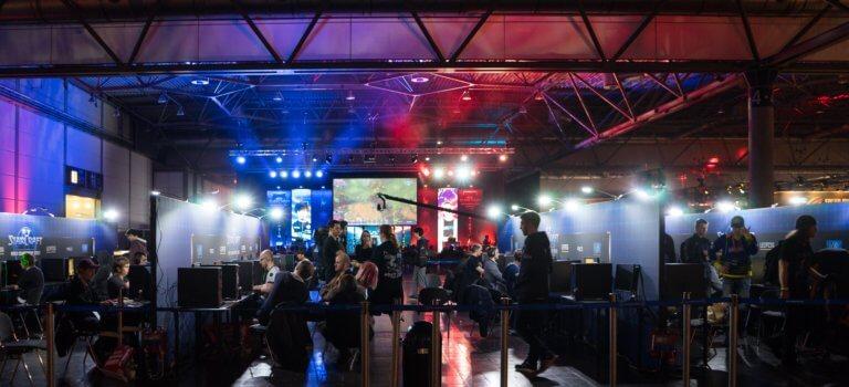 Espot: l'ancien patron du PSG lance centre de e-sport et gaming XXL à Paris