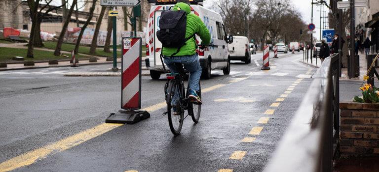 Ile-de-France: 22 aménagements cyclables aidés par le dernier plan vélo