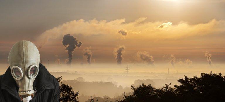 Episode de pollution aux particules fines en Ile-de-France
