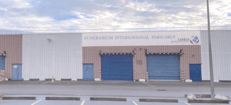Aéroport d'Orly: un projet de funérarium pour les rapatriements