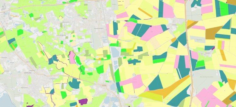 Saint-Mandé: l'IGN sous pression pour cartographier la campagne française