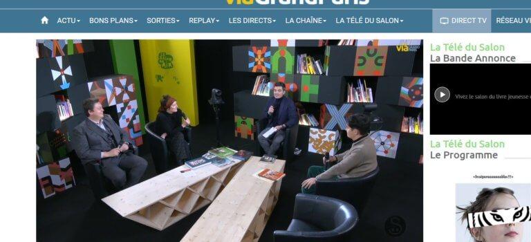 ViàGrandParis repris par Secom-Figaro, les fondateurs planchent sur une nouvelle chaîne TV Ile-de-France