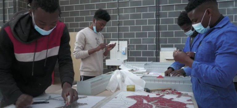 ArtExpro, les lycées professionnels exposent leurs talents