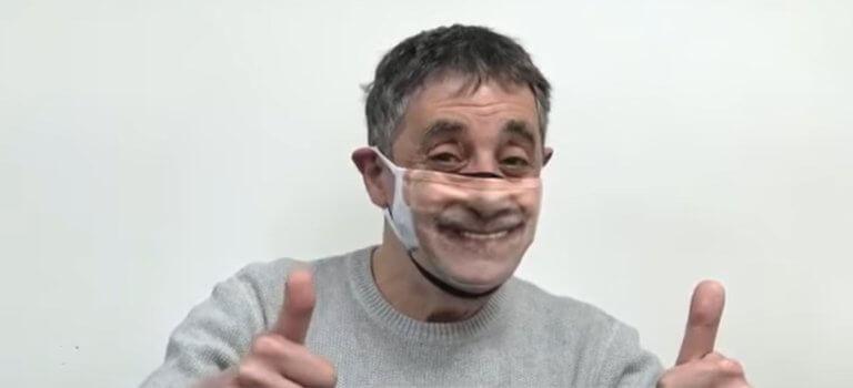 A Saint-Maurice, l'inventeur Bernard Ghnassia redonne le sourire