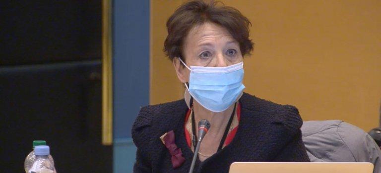 """Catherine Procaccia: """"pourquoi j'ai voté contre les nouvelles mesures sanitaires"""""""
