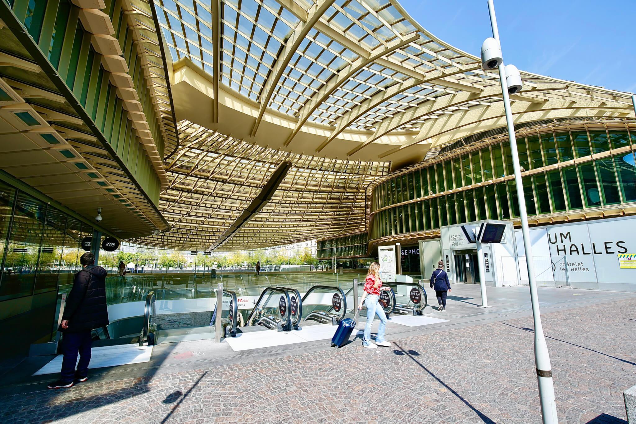 2 nouveaux centres de dépistage Covid à Châtelet-les-Halles et Bobigny Pablo Picasso