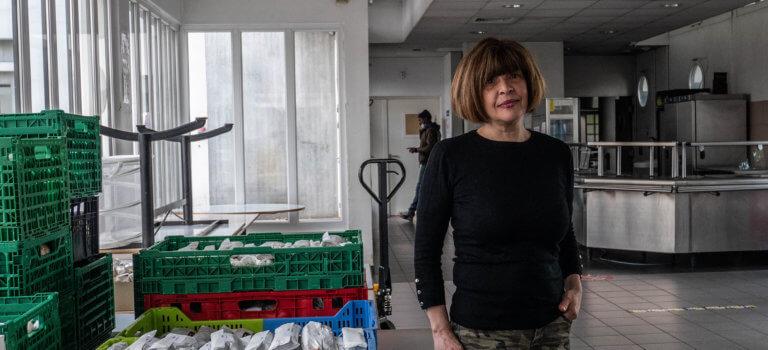 A Saint-Denis, Taf et Maffé lance son épicerie solidaire