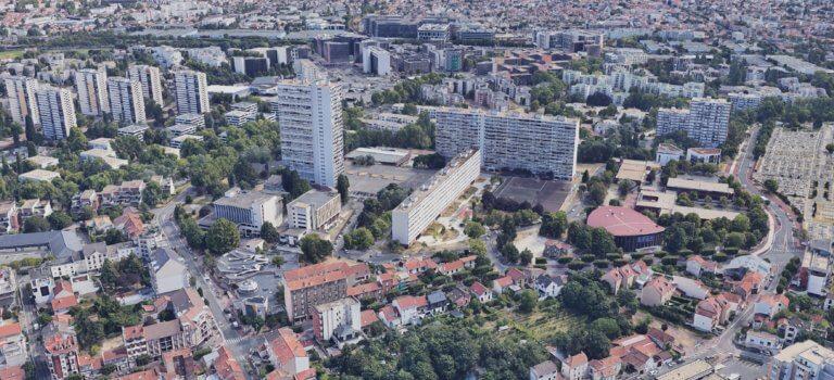 Fontenay-sous-Bois renonce à l'Anru pour rénover les Larris et la redoute