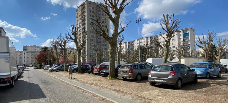 Réhabilitation du parc de la Noue à Villepinte: une urgence pour les  habitants