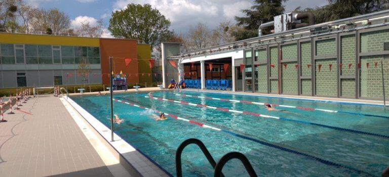 Chevilly-Larue rouvre sa piscine