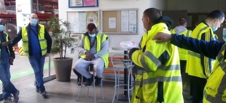 Villeneuve-Saint-Georges: les employés du groupe Signify inquiets pour leur emploi