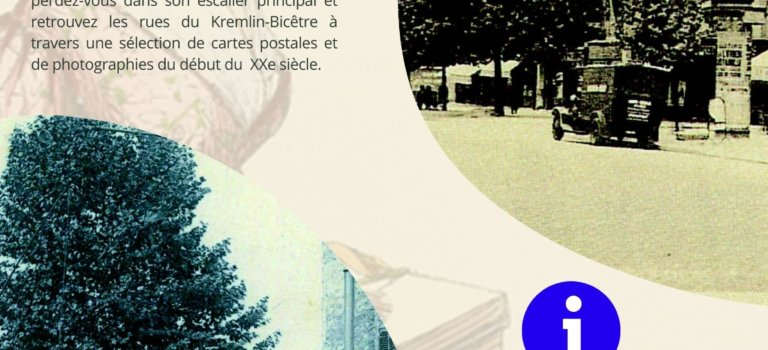 Souvenir des rues du Kremlin-Bicêtre