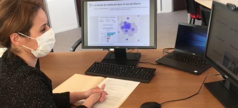Beaucoup de questions pour le premier 18-20 de la relance en Val-de-Marne
