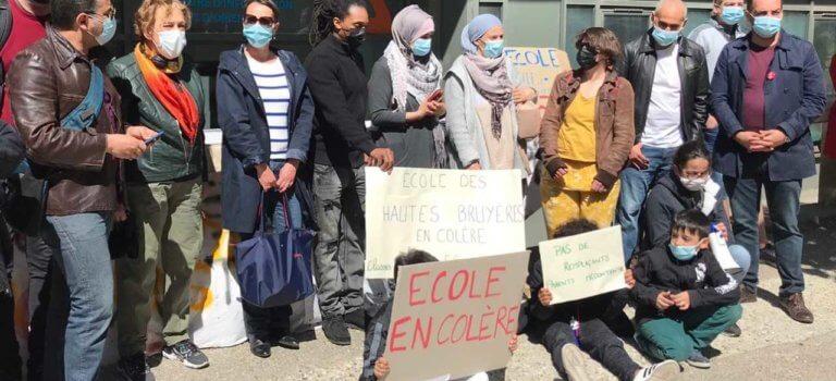 Villejuif : rentrée galère pour des centaines de familles