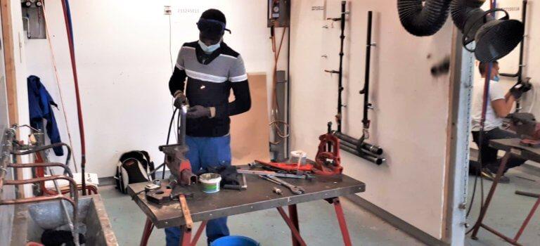 Val-de-Marne: les métiers et formations à l'artisanat à l'épreuve de la crise Covid