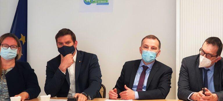 Départementales Val-de-Marne: la droite dévoile son programme