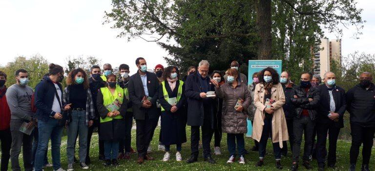 Départementales: Val-de-Marne en commun mise sur les jeunes