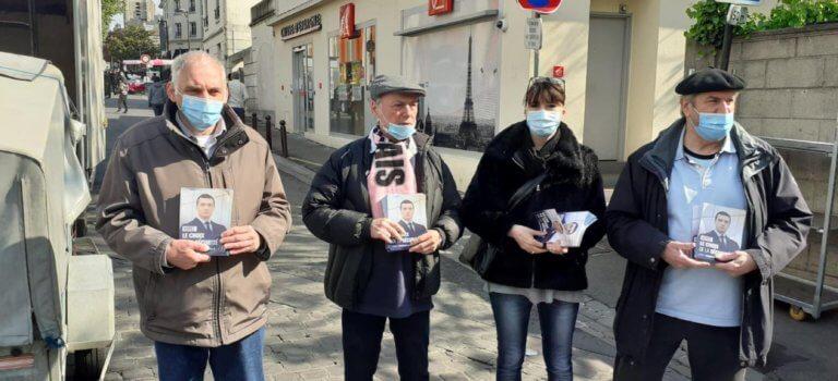 Départementales Val-de-Marne: le RN investit ses candidats