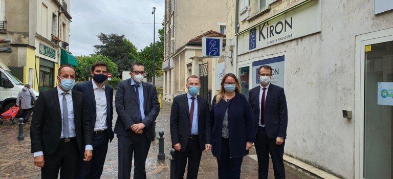 Investitures aux Départementales en Val-de-Marne: union LR-UDI-Libres