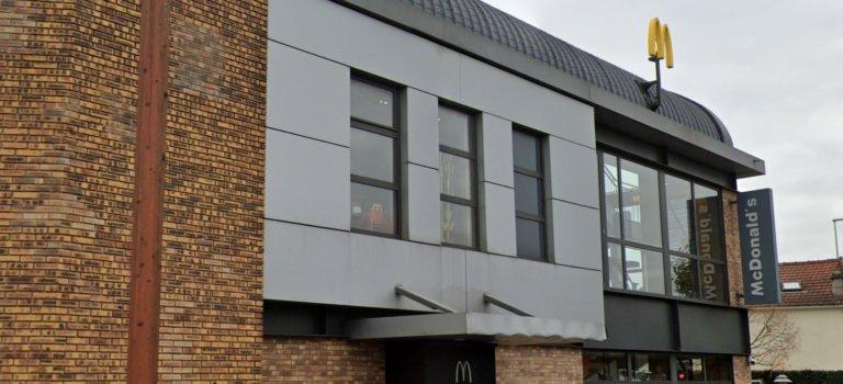 Six McDonald's de Seine-Saint-Denis et du Val-d'Oise en grève