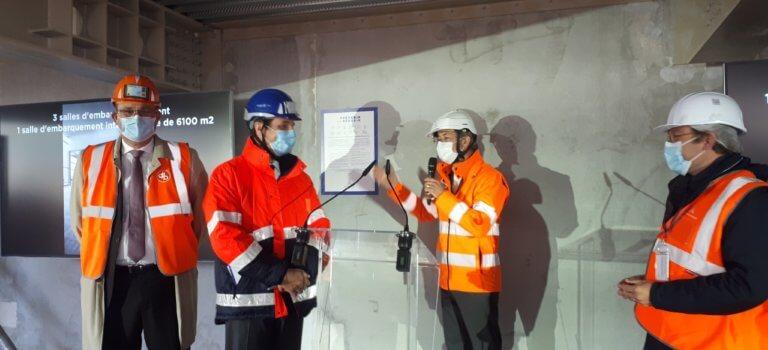 Après une envolée d'accidents, Aéroports de Paris promet des chantiers plus sûrs