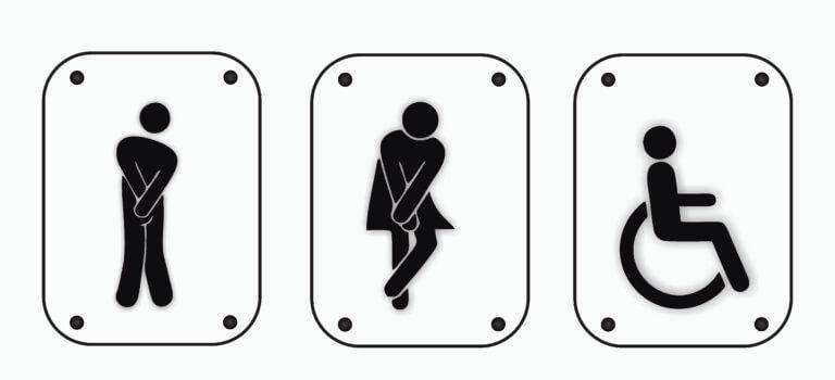 Toilettes confinées: l'enfer des passants à Paris